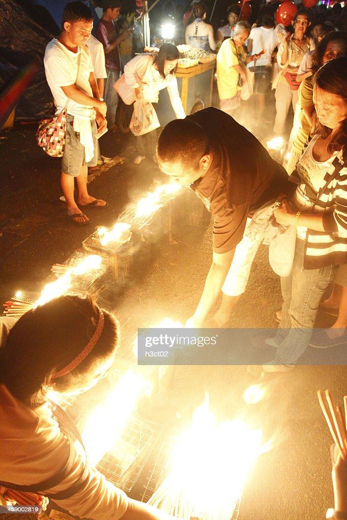Prayers of Fire : Stock Photo