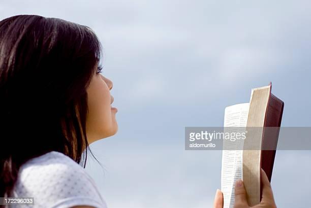 praying 2 - free bible image stock pictures, royalty-free photos & images