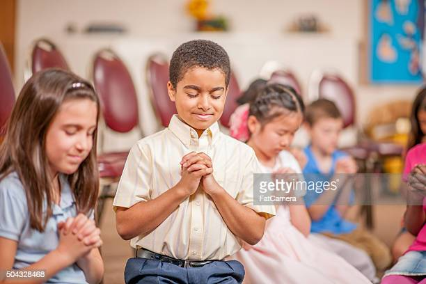 Praying in Church Together