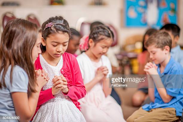 Praying in Small Groups