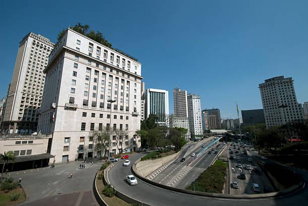 Prédio da prefeitura de São Paulo
