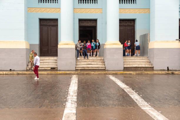 Pre Osvaldo Herrera, Santa Clara, Cuba