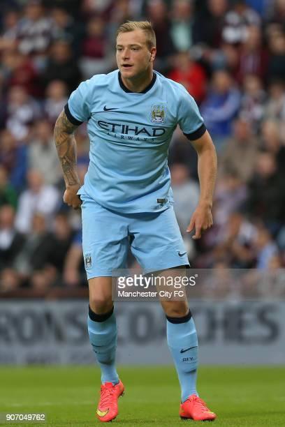 Pre Season Friendly Hearts v Manchester City Tynecastle Stadium Manchester City's John Guidetti in action