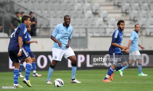 Pre Season Friendly Manchester City v Al Hilal Tivoli Neu Manchester City's Yaya Toure