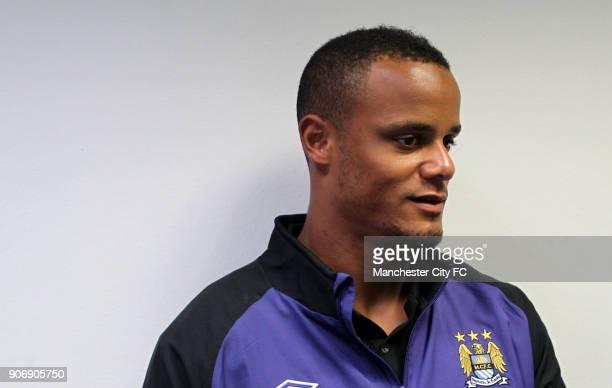 Pre Season Friendly Manchester City v Al Hilal Tivoli Neu Manchester City's Vincent Kompany