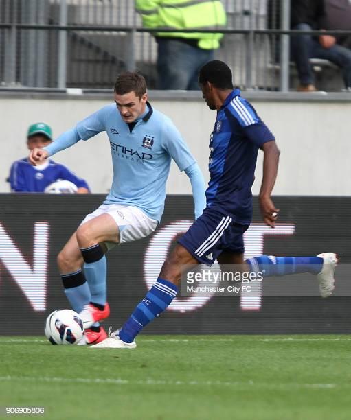 Pre Season Friendly Manchester City v Al Hilal Tivoli Neu Manchester City's Adam Johnson in action