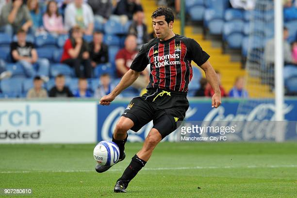 Pre Season Friendly, Stockport County v Manchester City, Edgeley Park, Tal Ben Haim, Manchester City