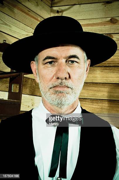 Preacher Portrait
