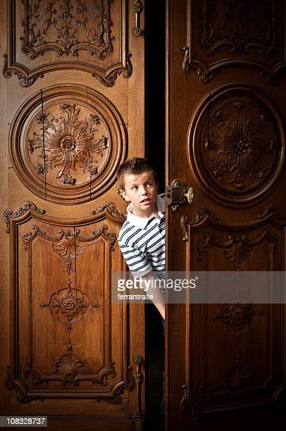 pre-adolescent child - opening event stock pictures, royalty-free photos & images