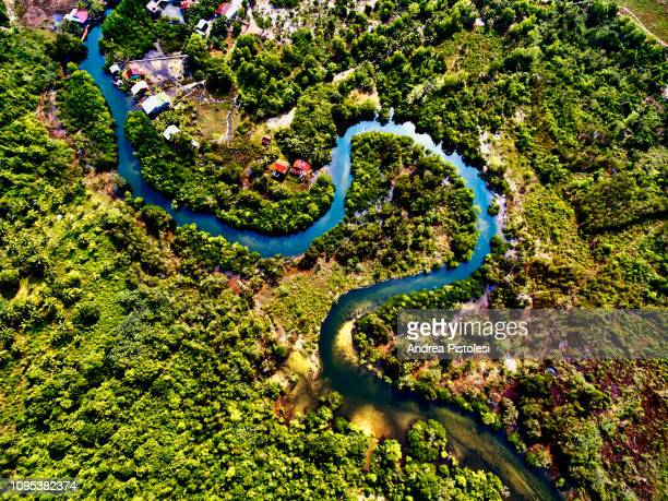 preak svay village, koh rong island, cambodia - cambodia stock pictures, royalty-free photos & images