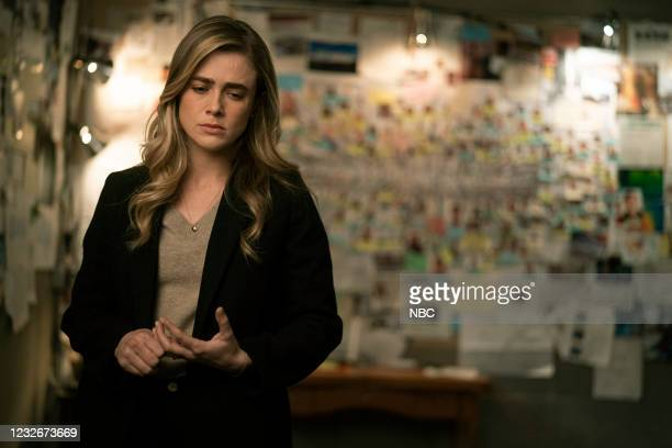 "Precious Cargo"" Episode 307 -- Pictured: Melissa Roxburgh as Michaela Stone --"