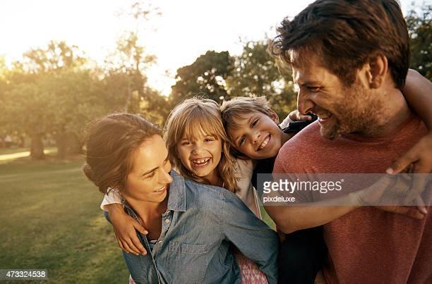 Precious family time