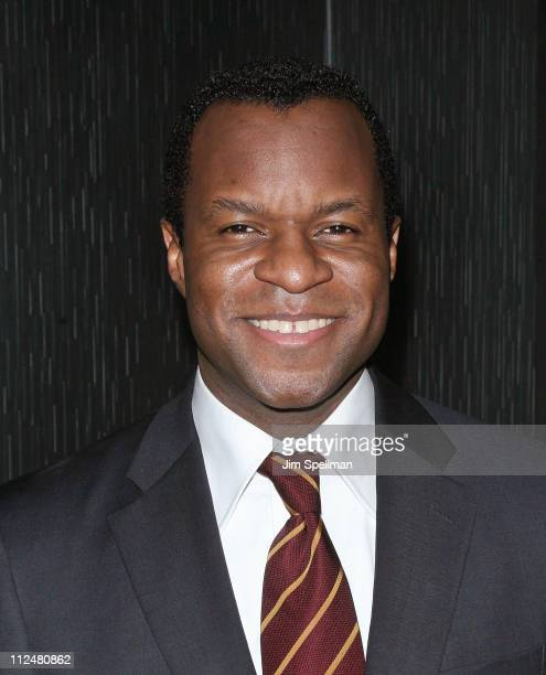 'Precious' screenwriter Geoffrey Fletcher attends the premiere of 'The Road' at Abe Arthur's on November 16 2009 in New York City