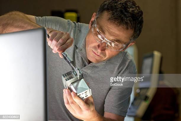 Precision Measurement Device