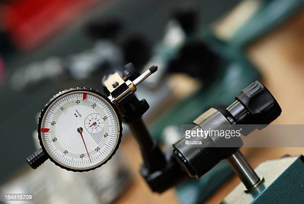 Precision measurement industry quality control