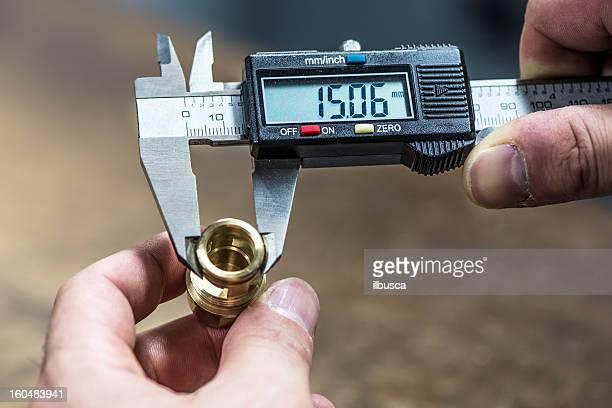 Précision mesure industrie de contrôle de la qualité