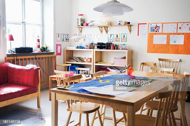 preeschool - preschool building stock pictures, royalty-free photos & images