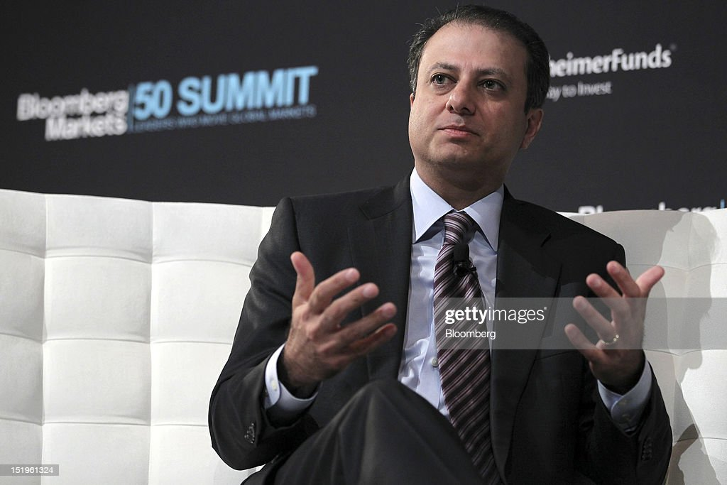 Key Speakers At The Bloomberg Markets 50 Summit : News Photo