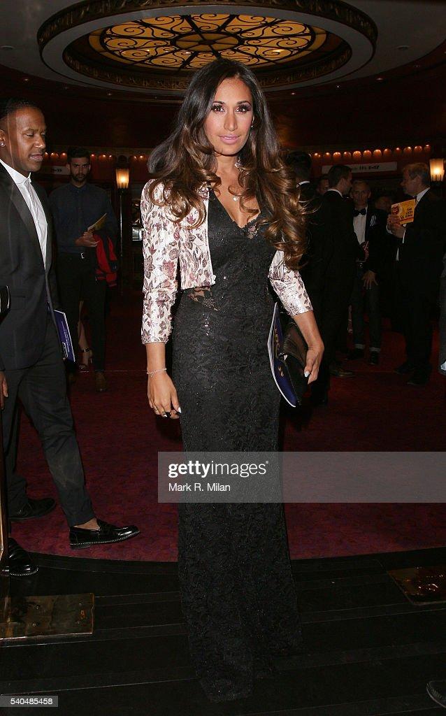 London Celebrity Sightings -  June 15, 2016