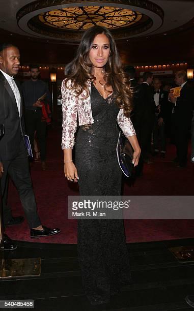 Preeya Kalidas attending the Aladdin press night on June 15 2016 in London England