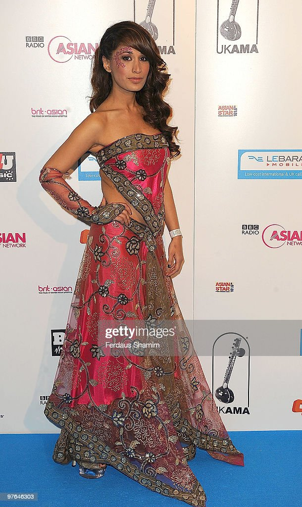 Lebara Mobile Asian Music Awards - Red carpet Arrivals