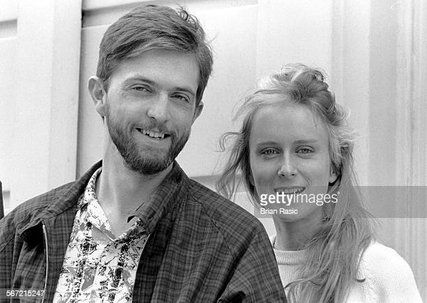 Prefab Sprout Paddy Mcaloon And Wendy Smith 1983 Prefab Sprout Paddy Mcaloon And Wendy Smith 1983