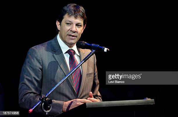 Prefeito de São Paulo Fernando Haddad participa do encerramento da III Conferencia Municipal de Promoção da Igualdade Racial em São Paulo | Mayor of...