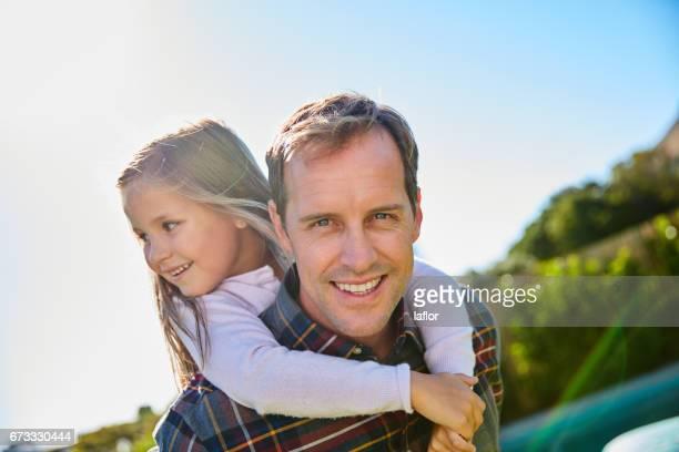 Ik verkies mijn vrije tijd doorbrengen met mijn dochter