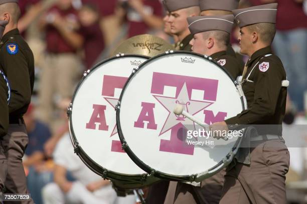 Pregame activity before a Texas A&M Aggie football game on the campus of theTexas A&M University on November 25, 2005 in College Station, Texas.