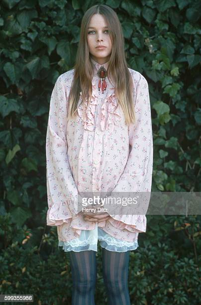 Pregnant Michelle Phillips