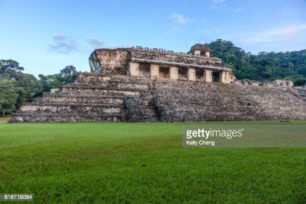 Pre-Hispanic City and National Park of Palenque