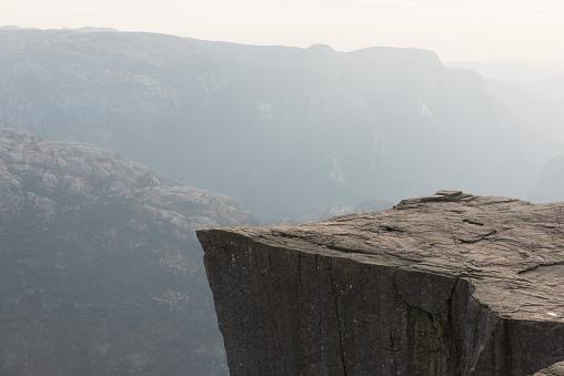 Preikestolen - the Pulpit Rock in Norway 517159676