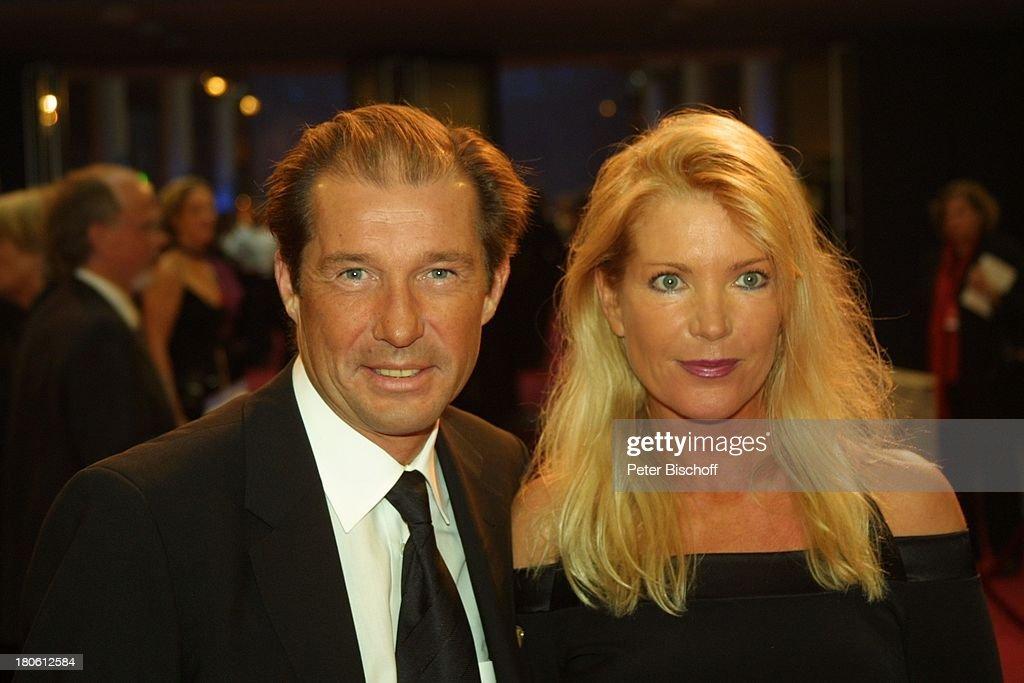 Preisträger Michael Lesch, Ehefrau Christina Keiler, Gala Verlei : Foto di attualità