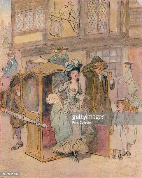 'Preliminary Sketch for Illustration to The School for Scandal' c1917 The School for Scandal is a play written by Richard Brinsley Sheridan From The...