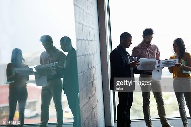 reunião pré-Reunião