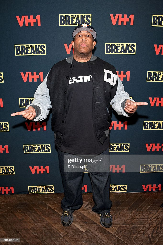 Vh1 The Breaks Premiere Party : News Photo