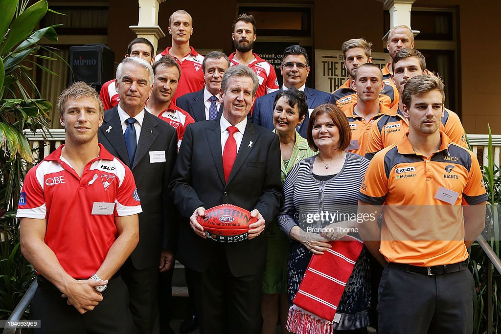 NSW AFL Reception At NSW Parliament