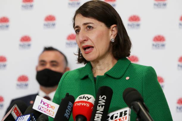 AUS: NSW Premier Gladys Berejiklian Extends Greater Sydney Lockdown