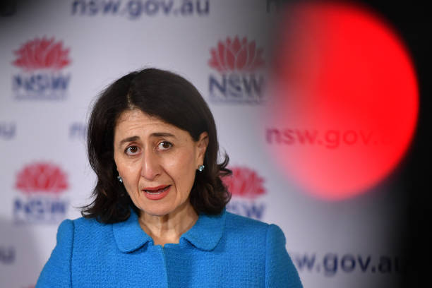 AUS: NSW Premier Gladys Berejiklian Gives COVID-19 Update And Outlines State Reopening Plan