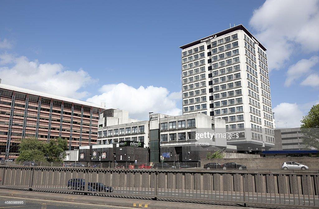Premier Inn, Glasgow : Stock Photo