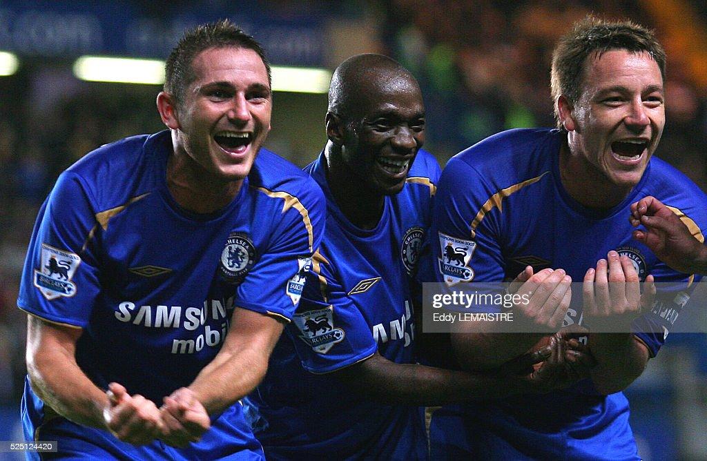 Soccer - Premier League - Chelsea FC : News Photo