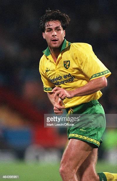 Premier League Football Crystal Palace v Norwich City Ashley Ward of Norwich
