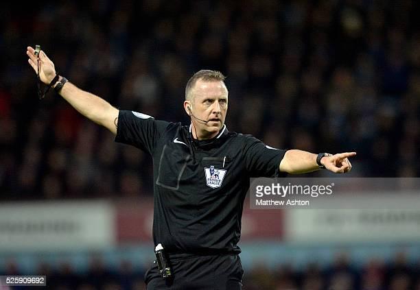 Premier League Referee Jonathan Moss / Jon Moss