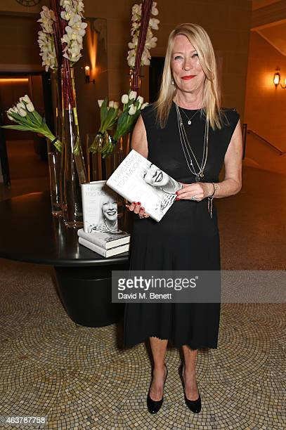 """Premier Model Management founder Carole White attends the launch of her autobiography """"Have I Said Too Much?: My Life In and Out Of The Model Agency""""..."""