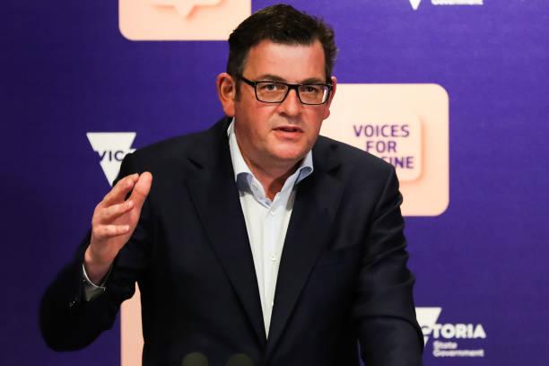 AUS: Victorian Premier Daniel Andrews Announces Plans For Easing COVID-19 Restrictions