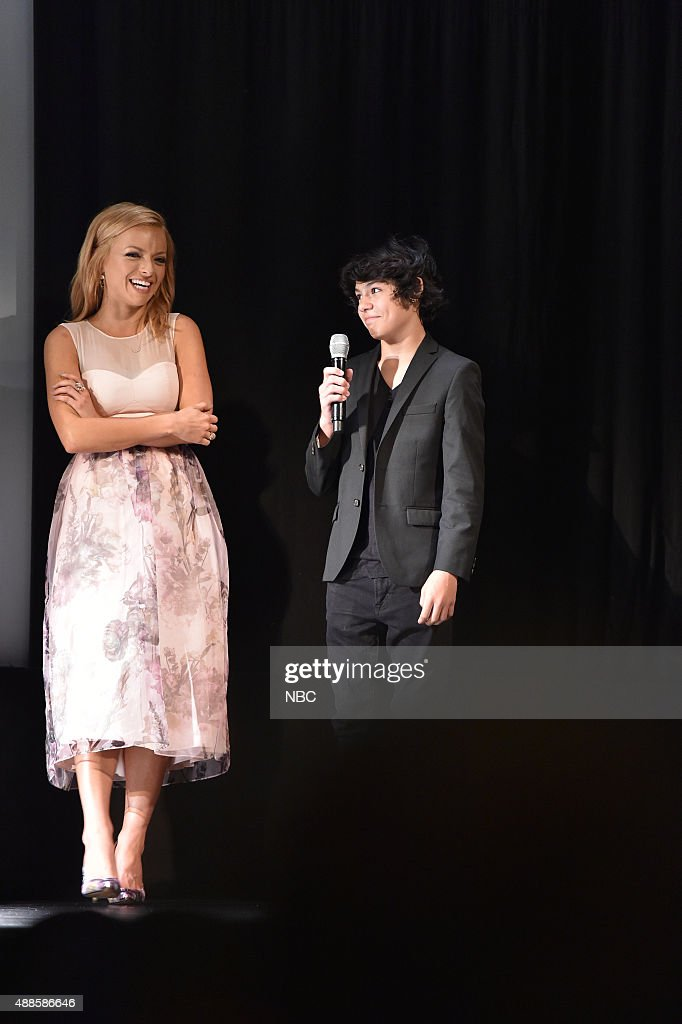 REBORN -- Premiere at Toronto International Film Festival -- Pictured: (l-r) Francesca Eastwood, Lucias Hoyos --