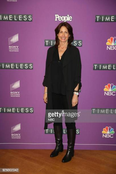 TIMELESS 'NY Premiere Event' Pictured Dawn Steinberg 'Executive Vice President US Casting and Talent Sony Pictures Television'