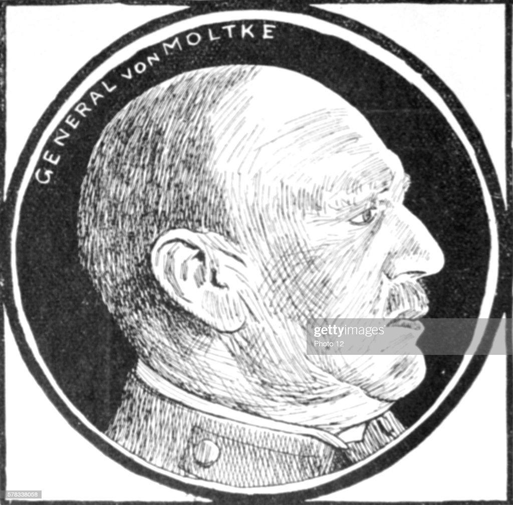 General von Moltke. : News Photo