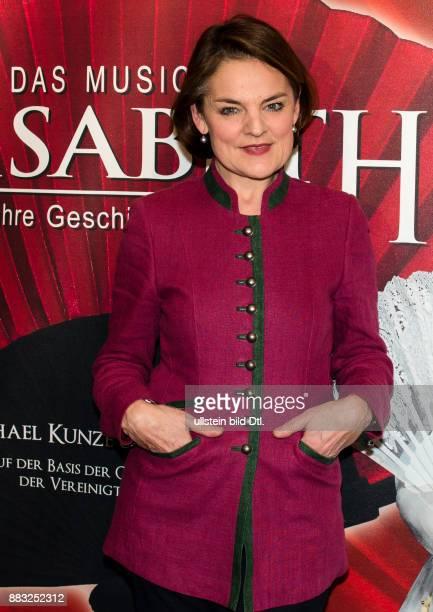 Premiere Musical Elisabeth im Admiralspalast in Berlin am
