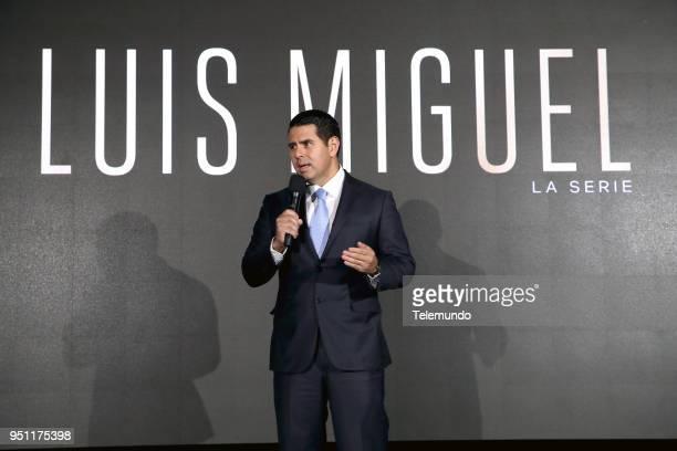 Cesar Conde Chairman NBCUniversal International Group and NBCUniversal Telemundo Enterprises